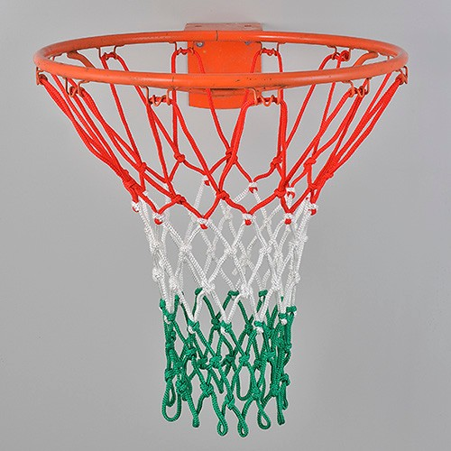 TAYUAUTO A031 Basketball Net Withstand The Impact Of Bad Weather And Impact, Suitable For All Levels Of Competition.